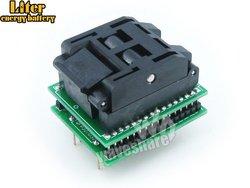 QFP32 LQFP32 TQFP32 do DIP32 Adapter do programowania IC gniazdo testowe IC-51-0324-1498