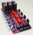 Combinação de TDA7294 + LM3886 2.1 perfeito placa amplificadora frete grátis