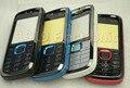 Nuevo juego completo de teléfono móvil caso de la cubierta de vivienda + teclado inglés para nokia 5130 xpressmusic + herramientas + tracking