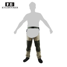 Fly Fishing Breathable Thigh Waders Hunting Wading шалбар Ерлер Су өткізбейтін Ашық Leg waders Hip Wader аң аулау
