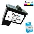 Чернильный картридж для принтера Lexmark 16 10N0016 X1180 X1185 X1190 X1196 X1250 X1270 X2225 X2230 X2250 X3300 X3315 X72 X74 X75 M Z13