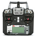 Flysky FS-i6X 2.4GHz 10CH AFHDS 2A RC Transmitter With X6B i-BUS Receiver For Rc Airplane