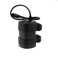 Plastic Shell Waterproof Rechargeable 8.4V 8800mAh 4X18650 Battery Pack For Bike Bicycle Lights