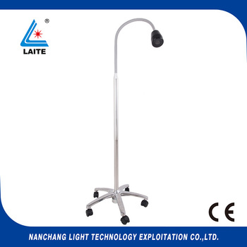 JD1100 3w Mobile Stand Type LED Exam lamp dental examination free shipping-1set
