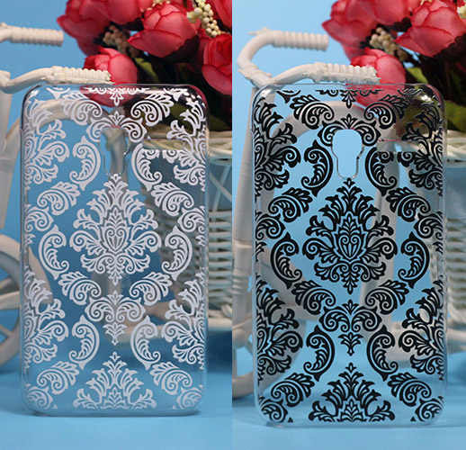 for Alcatel One Touch Pixi 3  3.5Inch Smart Phone Case for Alcatel Pixi 4009X 4009D 4009E 4009A New Arrival Hard Plastic Case