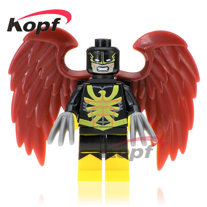 Single Sale Super Heroes Nightwing Blazing Skull Shock Wave Invisible Woman Bricks Model Building Blocks Toys for children PG241