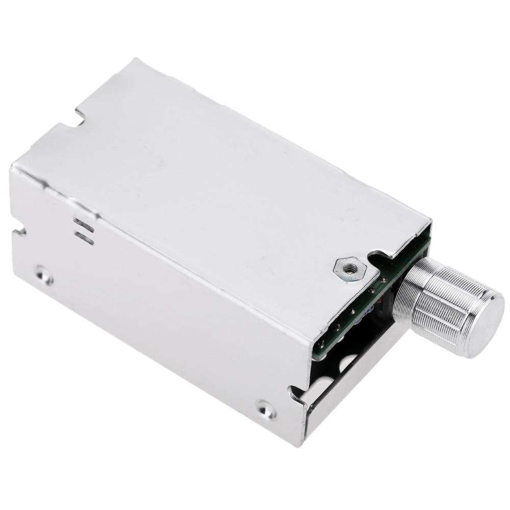 Active Components Brave Adjustable Dc Brush Motor Speed Pwm Controller Adjuster 12v/24v/36v/60v 8a 400w Dc Motor Speed Controller With Control Switch Electronic Components & Supplies