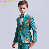 Formal Children's Suit for Boy Suits for Weddings Terno Infantil Costume Enfant Garcon Mariage Disfraz Infantil Boys Suits Kids