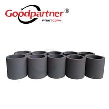 10 шт. подбирающий валец резина для шины для hp LaserJet M3027 M3035 M3037 P3010 P3005 P3015 500 МФУ M525 M521 LBP 3560 3580 6710 6750