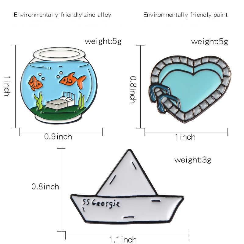 Detail Feedback Questions About Ss Georgie Origami Paper Boat