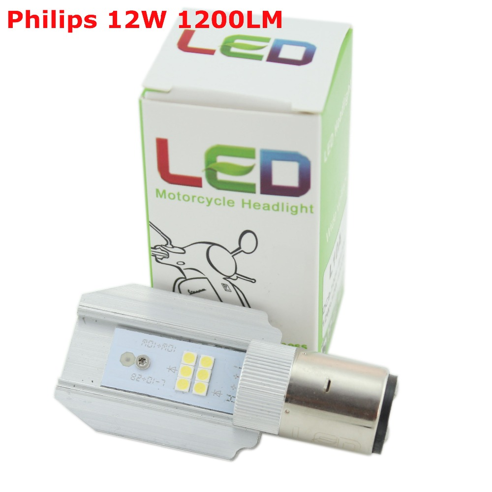 Led Replacement Headlight Bulbs >> Us 7 99 2017 New H6 Led Replacement Motorcycle Headlight Bulbs 12w 1200lm Ba20d Lamp Scooter Atv Moto Accessories Fog Lights For Suzuki On