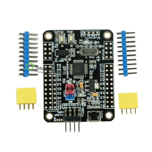Image 1 - Mini STM32F103C8T6 ARM Systems Development STM32 51 WI FI Module ESP8266 Main Board Module NRF24L01 Interface with Cable