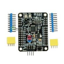 Mini stm32f103c8t6 arm 시스템 개발 stm32 51 wi fi 모듈 esp8266 메인 보드 모듈 nrf24l01 인터페이스 (케이블 포함)