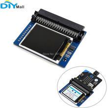 Módulo colorido da tela de 1.8 polegadas 160x128 st7735s driver 65k cor spi interface para micro: bit microbit arduino