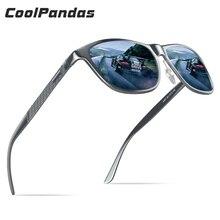 Top Polarized Sunglasses Men Women Aluminum Magnesium Sun Glasses Retro Outdoor gafas de sol los hombres Erkek Gunes gozlugu