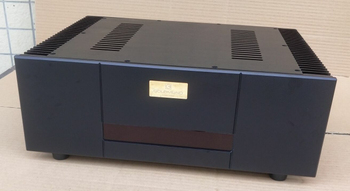 Imitation Gaowen/all-aluminum post-amplifier chassis (430*150*311)