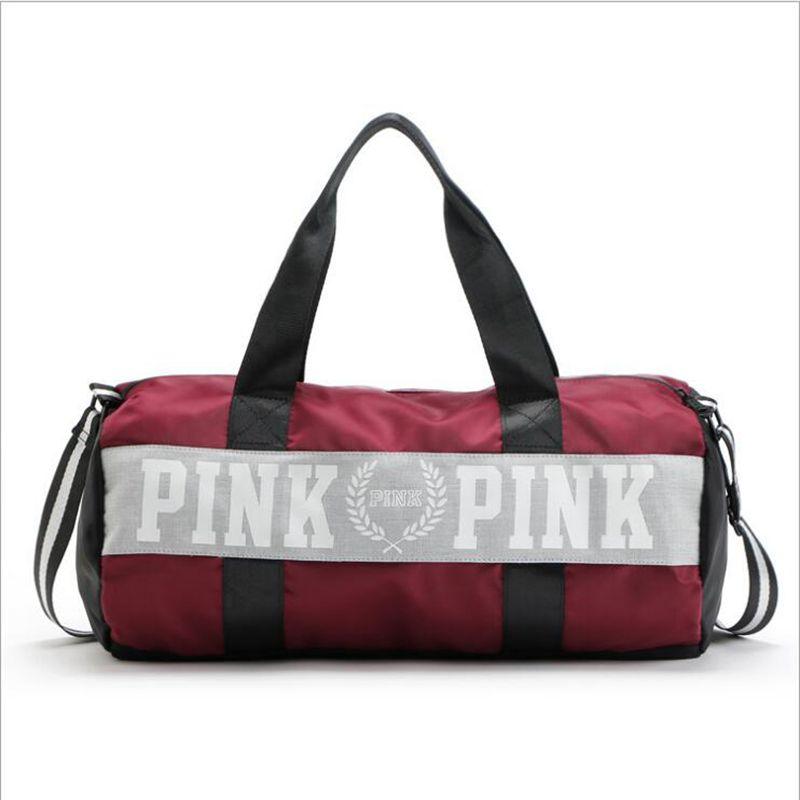 Popular Pink Beach Bag-Buy Cheap Pink Beach Bag lots from China ...
