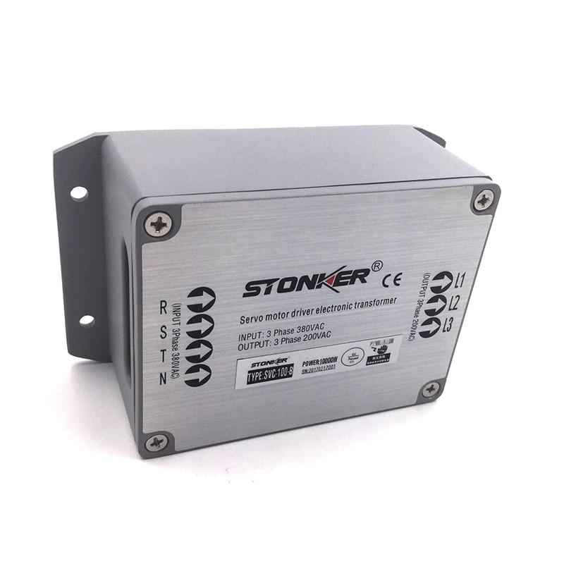 New 3-Phase Drive SVC-100-B 380V to 220V China Electrical Transformer Power Supply for 10kw Servo china bnp supply new xinjiang 100