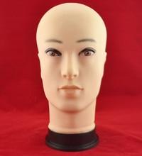 Male head wig mannequin head hat head model jewelry model