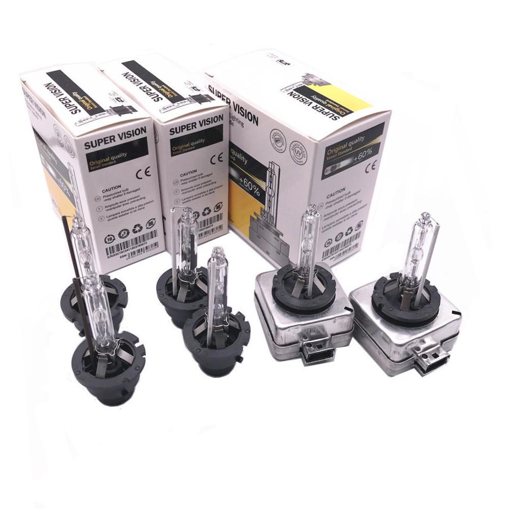 2PCS 12v 35w D2S D2R D4S D4R D1S D3S D1 D2 D3 D4 Xenon Headlight Bulb Lamps For Mitsubishi Peugeot VW Lexus Ford Skoda Buick