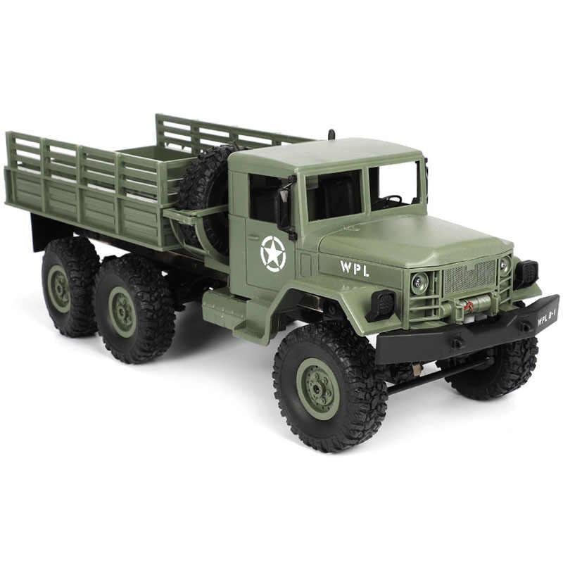 HengLong RC camión rastreador de roca EE. UU. transportador militar todoterreno 4WD táctico 2,4G vehículos de Control remoto modelo electrónico juguete
