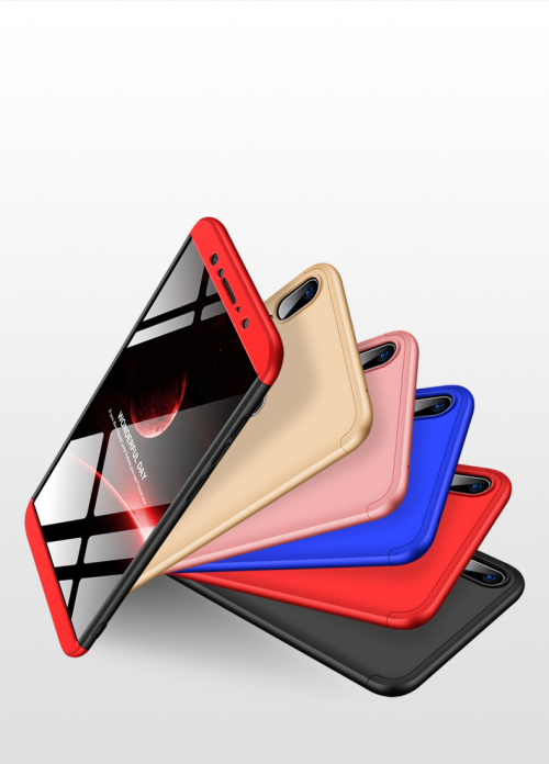HYYGEDeal Phone cases GKK 3 in <font><b>1</b></font> <font><b>360</b></font> Degree Full body Protective Shockproof case for <font><b>ASUS</b></font> <font><b>Zenfone</b></font> <font><b>max</b></font> <font><b>pro</b></font> m1 image