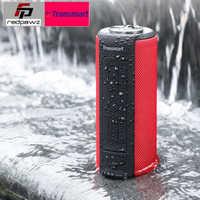 Tronsmart T6 Plus Bluetooth Lautsprecher 40W Tragbare Lautsprecher Tiefe Bass Soundbar mit IPX6 Wasserdicht, Power Bank Funktion SoundPul