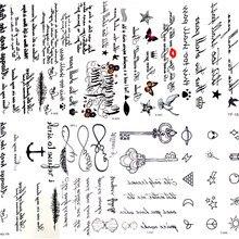 Compra Finger Tattoo For Men Y Disfruta Del Envío Gratuito En
