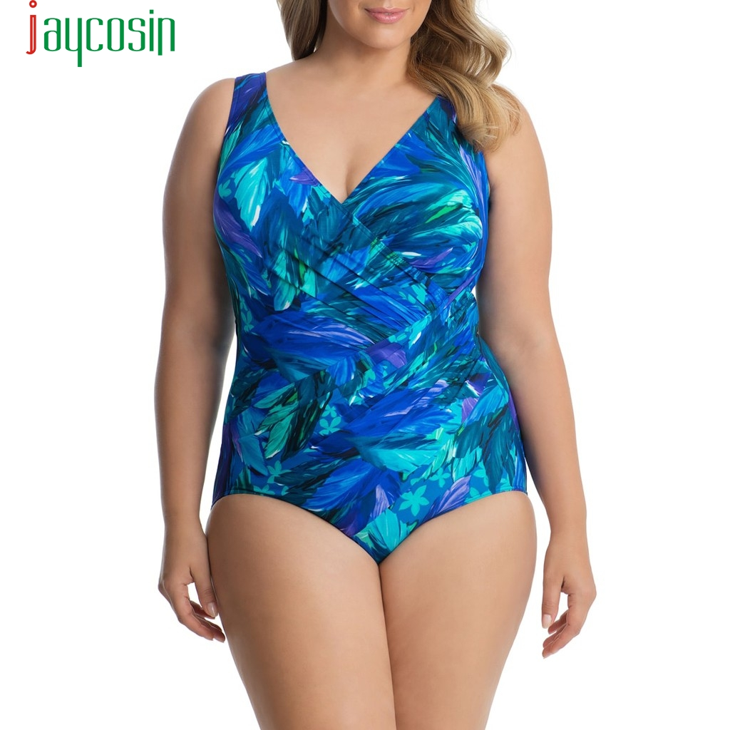 women's plus size swimwear