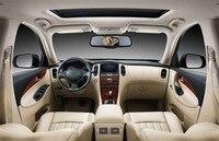 Car Rear View Monitor 800 X 480 Digital Screen XM 55RV 5 Inch Universal High Brightness