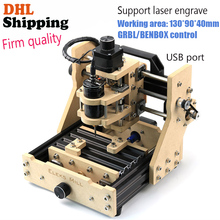 GRBL Wood Router cnc router PCB Milling Machine arduino CNC DIY Wood Carving,Engraving Machine PVC Mill Engraver Fastship DHL