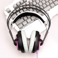SteelSeries Siberia V2 Full Size Gaming Headphone With Microphone For PC Mac Tablets And Phones PRO