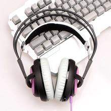 SteelSeries Siberia V2 полный Размеры Игровые наушники С микрофоном для PC, Mac, Планшеты, и телефоны Pro Gaming Headset V2 обновления