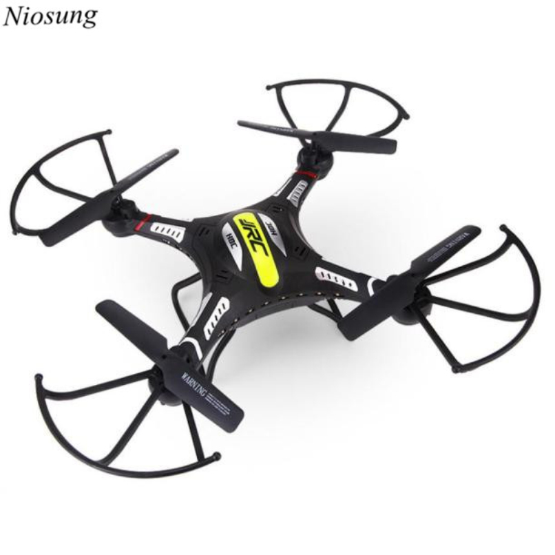 Niosung High Quality JJRC H8CH 2.4G 4CH 6-Axis Gyro RC Quadcopter Drone RTF w/HD 2.0MP Camera original jjrc h28 4ch 6 axis gyro removable arms rtf rc quadcopter with one key return headless mode drone