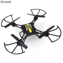 Niosung High Quality JJRC H8CH 2.4G 4CH 6-Axis Gyro RC Quadcopter Drone RTF w/HD 2.0MP Camera