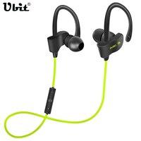 Ubit 56S Sports Wireless Bluetooth Earphone Stereo Earbuds Headset Bass Earphones With Mic In Ear For