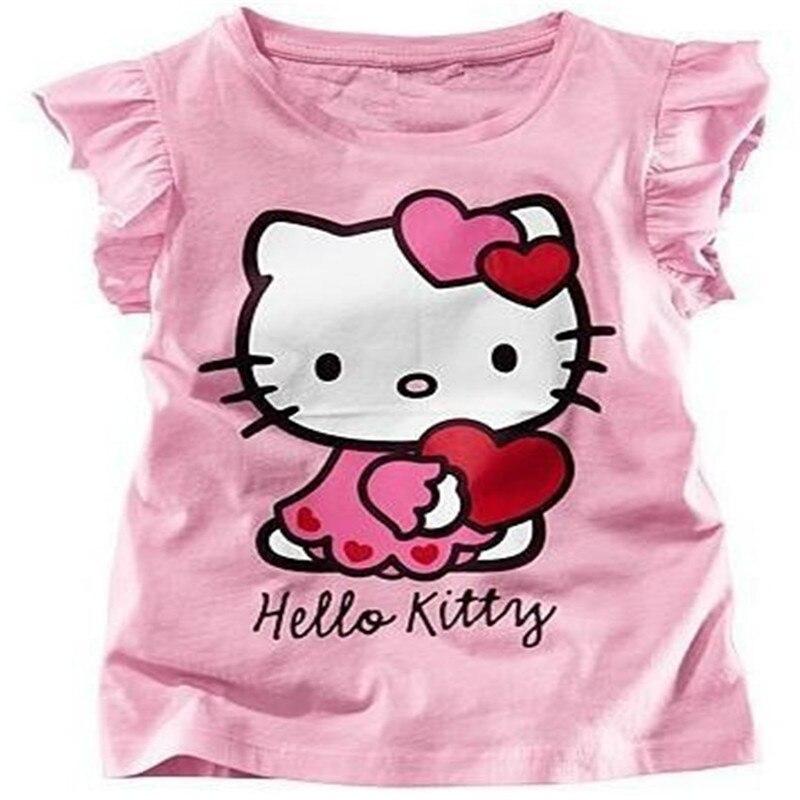 Toddler Girls Hello Kitty T Shirt sizes 2T 3T