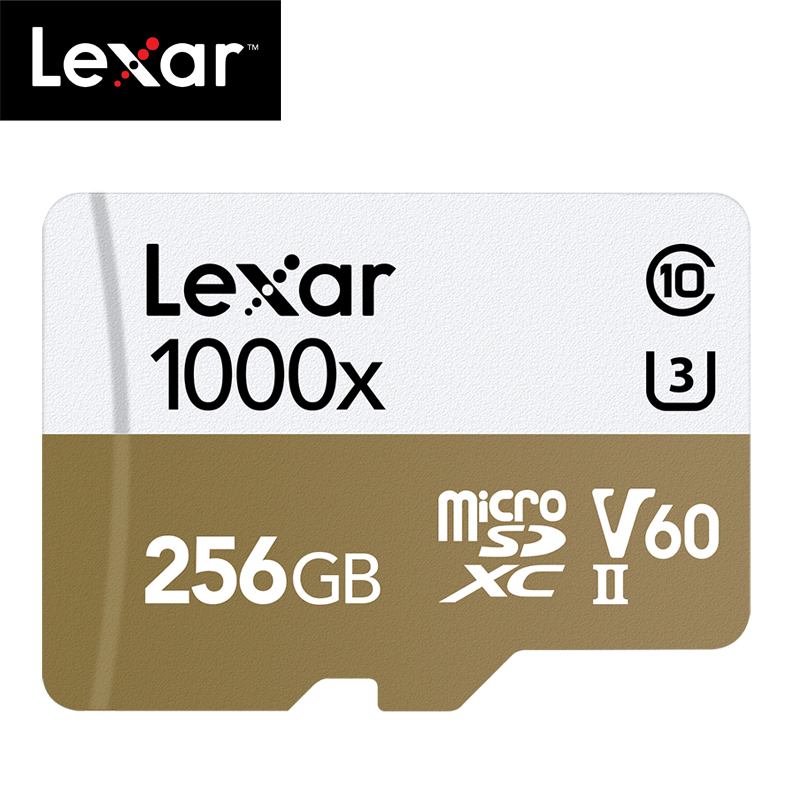 Image 3 - Original Lexar 150MB/s 1000x Micro SD 32GB Class 10 64GB micro SDXC 128GB tf Memory Card Reader UHS for Drone Sport Camcorder-in Micro SD Cards from Computer & Office