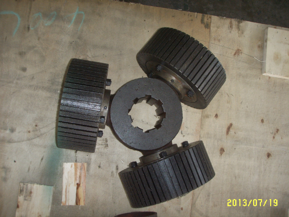 MKL395 A Set Of Roller And 8mm Die Of Pellet Machine Ship By DHL