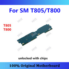 Carte mère de remplacement pour Samsung Galaxy Tab S T805/T800 carte mère carte mère WIFI SIM Android T805/T800 Tab carte mère