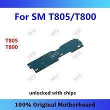 Материнская плата для Samsung Galaxy Tab S T805/T800 материнская плата логическая плата WIFI SIM Android T805/T800 Tab материнская плата