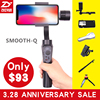 Zhi Yun Zhiyun Smooth Q Gimbal 3 Axis Brushless Handheld Phone Stabilizer For IPhone X 8