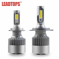 LEADTOPS Car Headlight H7 LED H4 H8 H9 H11 HB3 9005 HB4 9006 9007 H3 H1