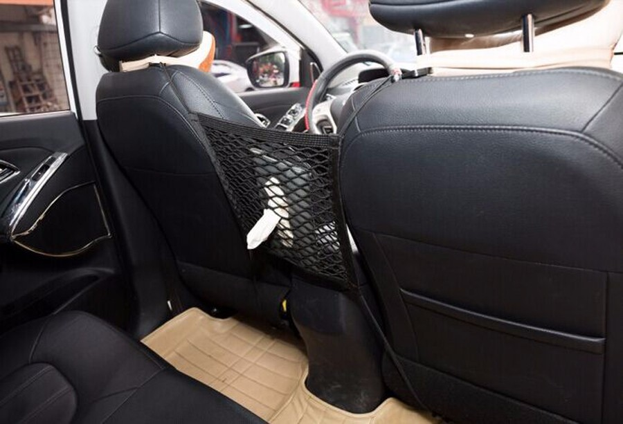Car mesh net accessories can be used for tissue