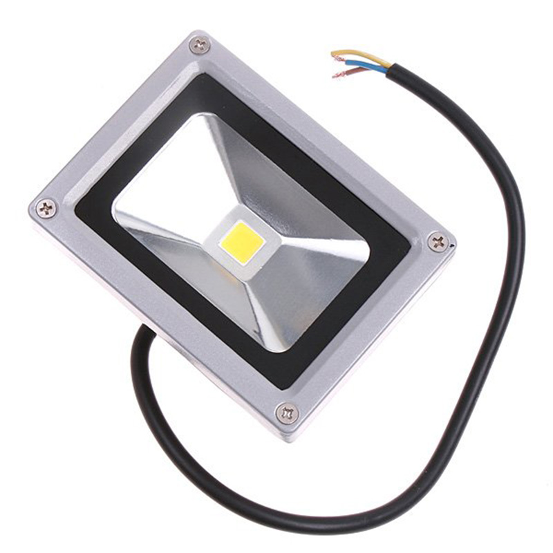 Us 54 0 Whole 6pcs Lot 10w Led Flood Lights Outdoor Spot Light Fixtures Wall Wash Lampsc85 265v 3 Years Warranty Free Shipping In Floodlights