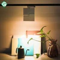 12W 18W CREE Track Licht Loft Industrie Länge Beleuchtung LED Schiene Scheinwerfer Für Schuh Shop Galerie Ausstellung Kleidung shop Lampe