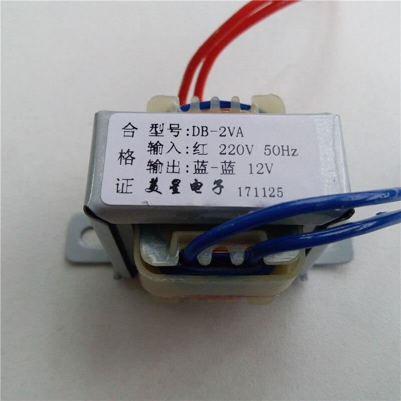 9V 10V 12V 15V 18V 24V 220V Transformer 220V Power Transformer 2VA EI35 2VA Transformer for pre-amplifier board