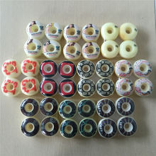 2016 4pcs Set Pro 53mm and 55mm Skateboard Wheels brand mixed skate Wheels stock wheels for