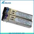 2 par/lote bidi SFP 1.25G 40 km Tx1310/Rx1490 Zyxel compatible GLC-BX-U