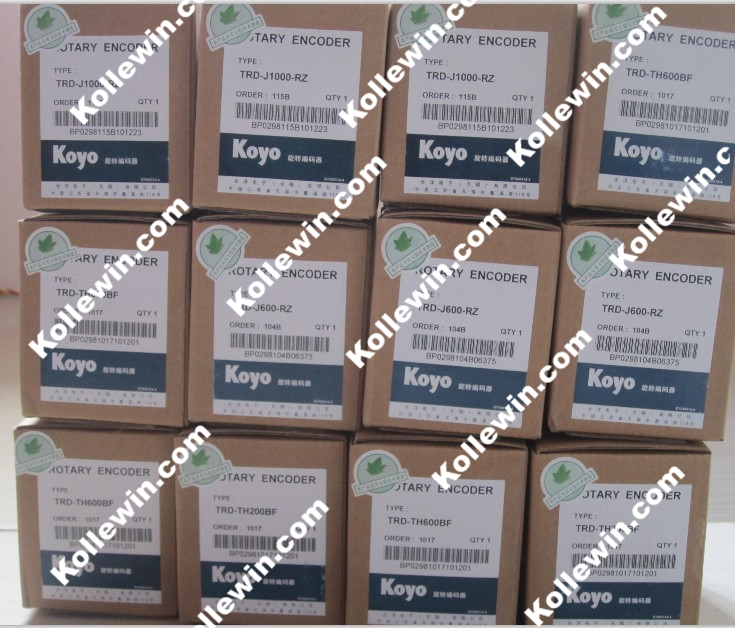 KOYO TRD-N500-RZL Incremental Rotary Encoder 500 P/R, TRDN500RZL NEW in Box Free Shipping